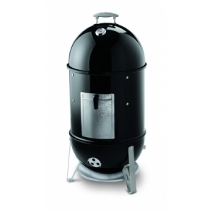 Smokey Mountain Cooker, 47 cm, Black