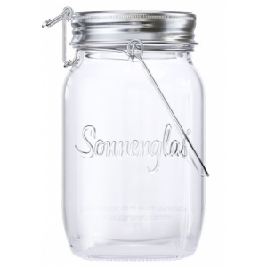 Sonnenglas- Laterne 1000ml