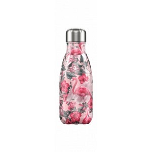 Trinkflasche 260ml, Tropical Flamingo